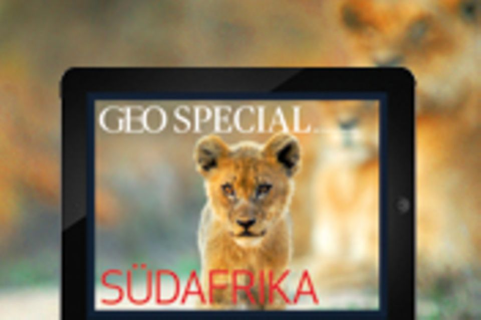 App: GEO Special App: Südafrika