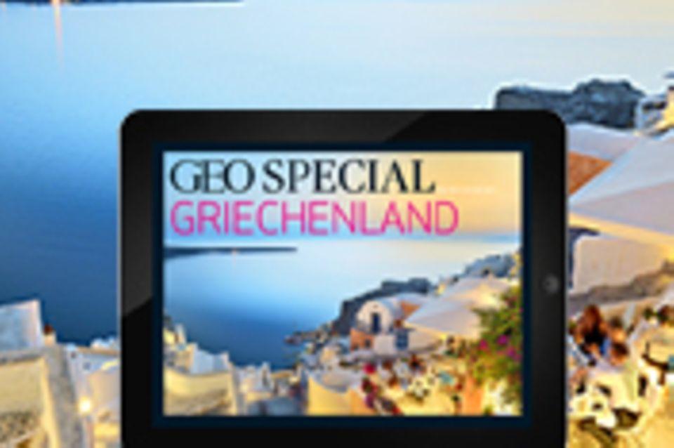 App: GEO Special App: Griechenland