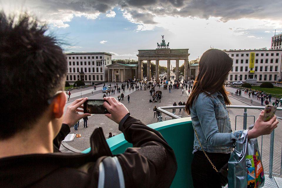 Instagram-Charts 2015: Die meistfotografierten Sehenswürdigkeiten in Deutschland
