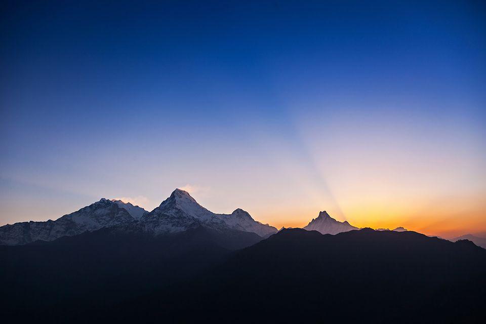Fotoprojekt: Nepal zwischen Hoffnung und Zerstörung