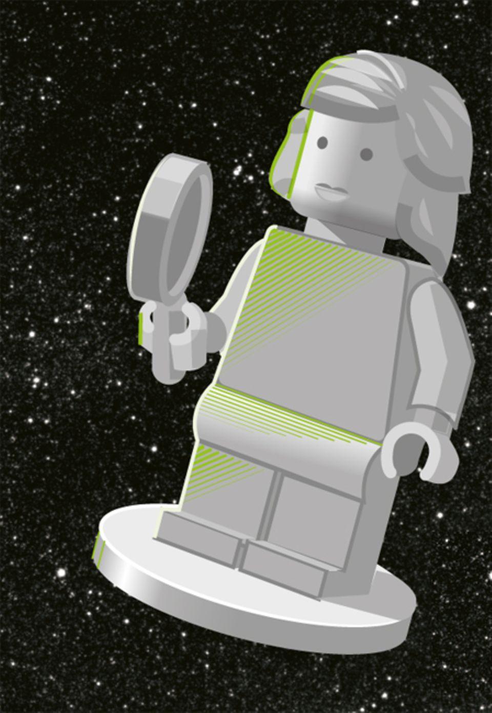 Weltall: Raumsonde Juno brachte 3 Lego-Figuren ins All