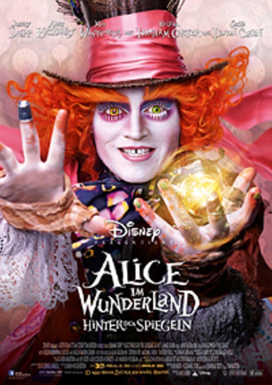 Filmtipp: Alice im Wunderland - Hinter den Spiegeln