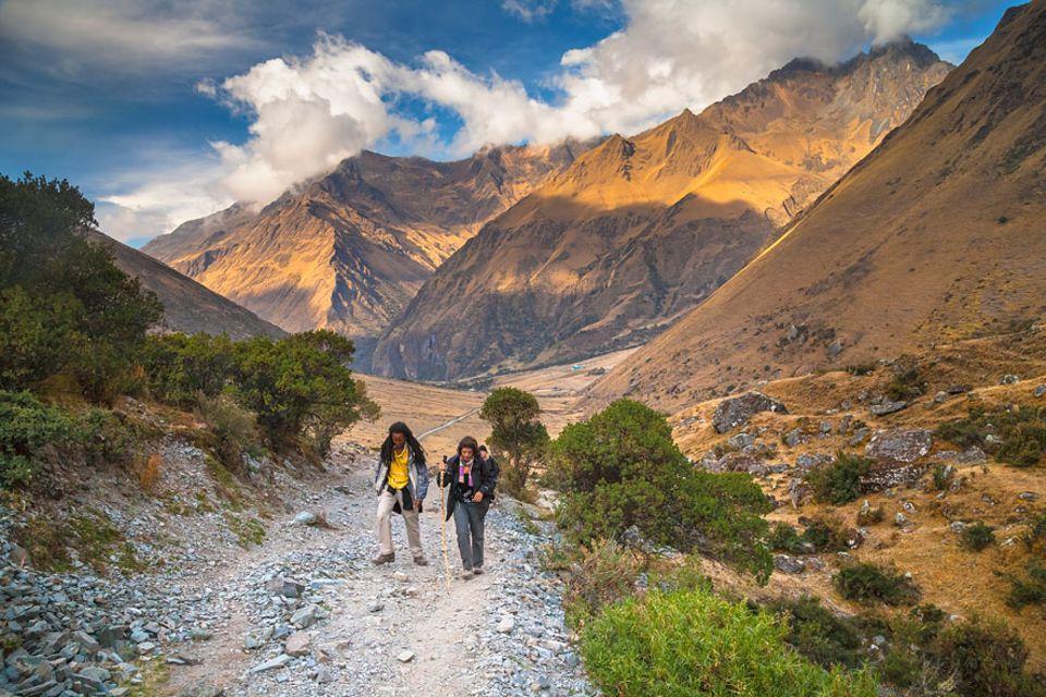 Abenteuerliche Reisetipps: Perus Landschaften haben sehr viel mehr Treks zu bieten als den Inka-Trail