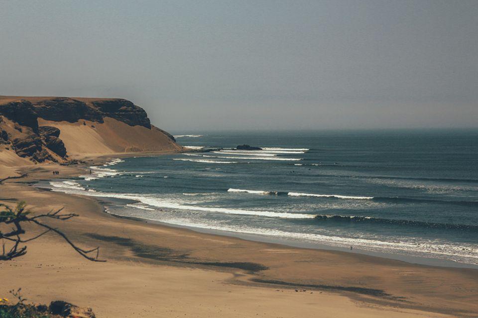Salt & Silver: Bis zu zwei Kilometer lang kann die Welle in Chicamas werden