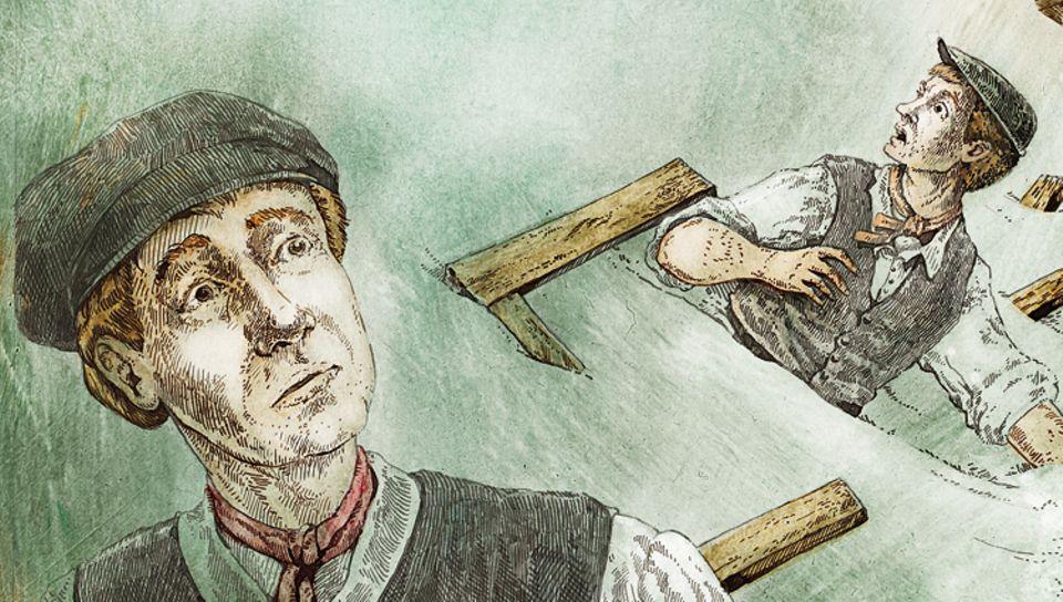 Geschichte: Isambard Kingdom Brunels kniffligstes Projekt ist der Bau des Themsetunnels um das Jahr 1828