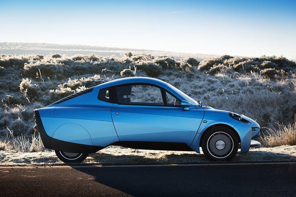 Elektroauto Riversimple Rasa: Wie dieses Auto unsere Mobilität verändern soll