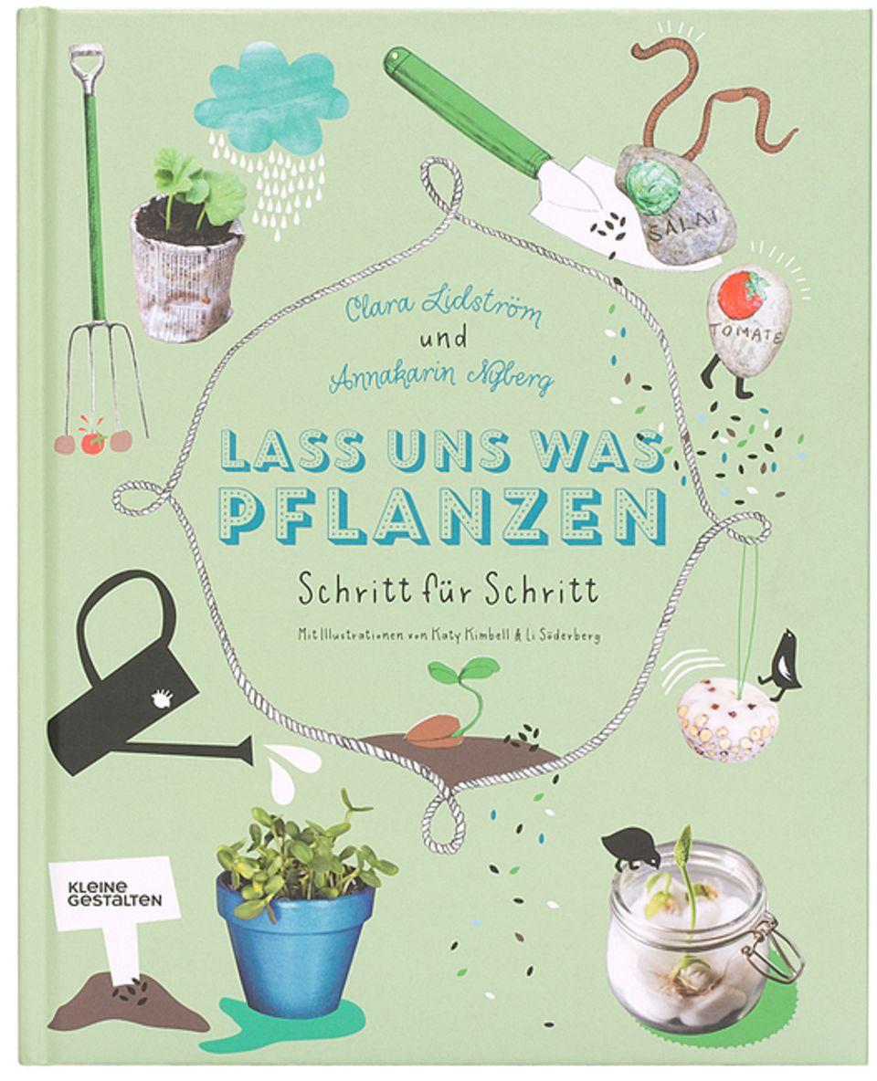 Spielen: Lass uns was pflanzen