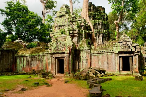 Religion: Angkor Wat - Das Wunder im Dschungel