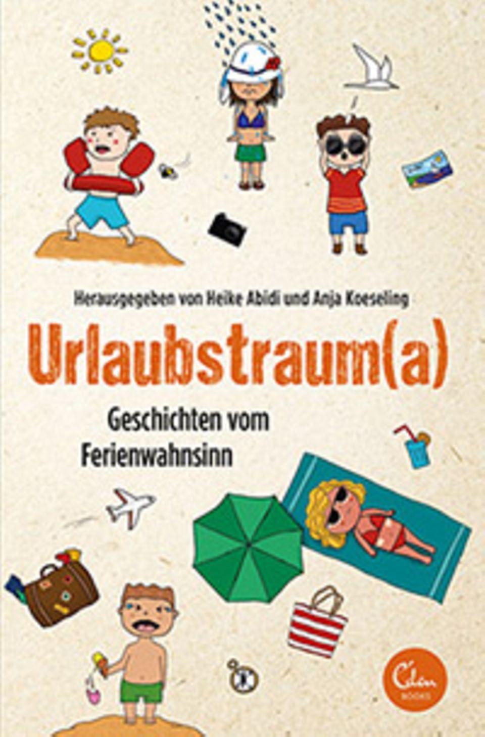"""Buchauszug: """"Urlaubstraum(a)"""", Texte auf Deutsch, 336 Seiten, 9,95 €, erschienen bei Eden Books, www.edel.com"""