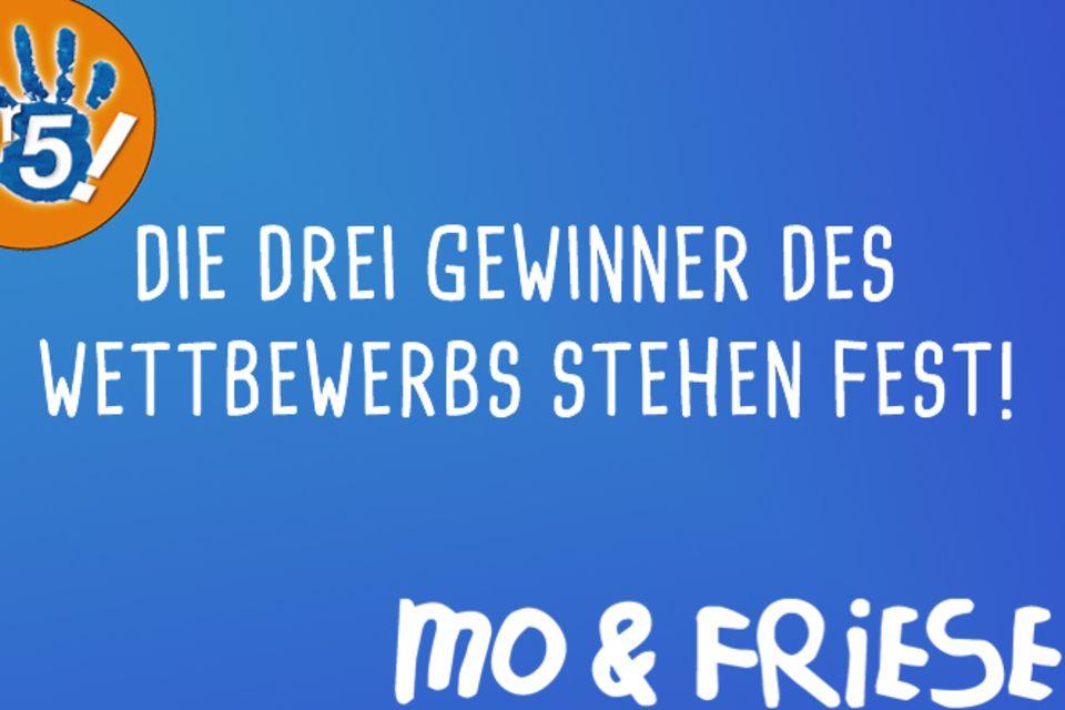 Kurzfilm Wettbewerb: GIB MIR FÜNF! - Die Gewinner 2016