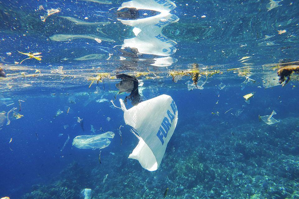 Internationaler Tag des Meeres: 140 Millionen Tonnen Müll treiben in den Ozeanen der Erde - der größte Teil davon ist Plastik