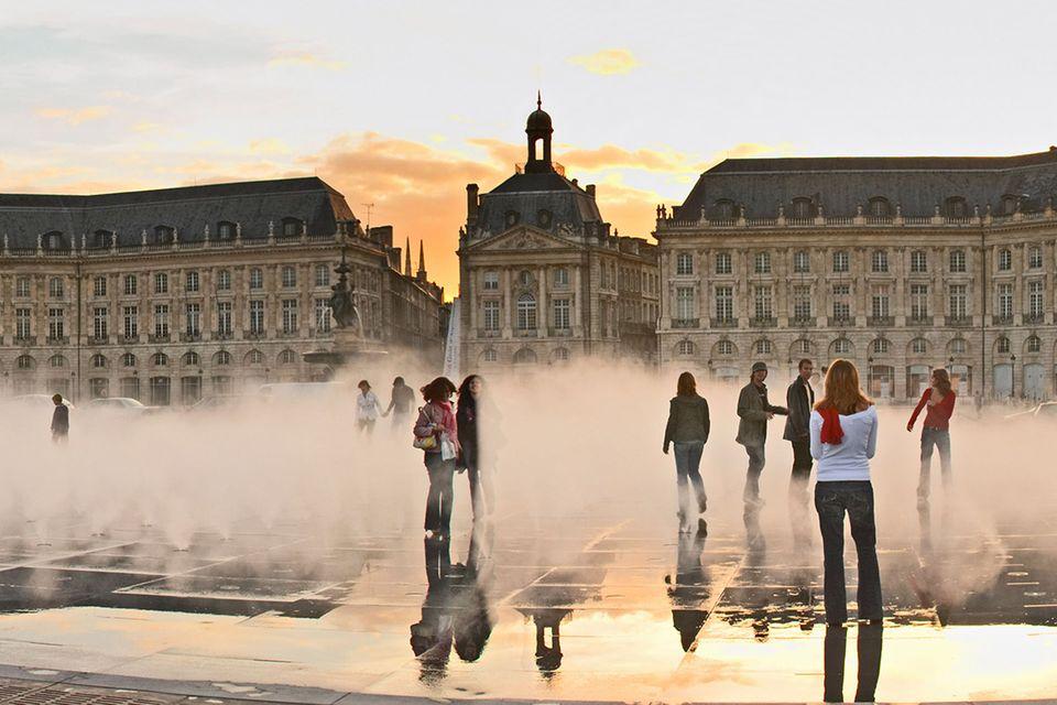 Frankreich: Versteckte Orte in Bordeaux