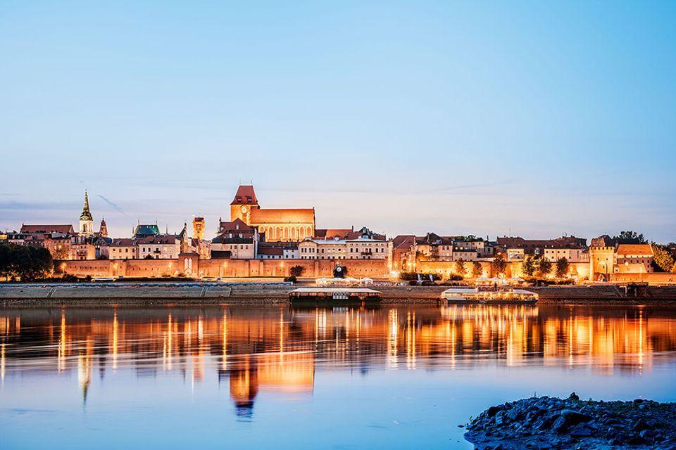 Reisetipps für Polen: Motor der Hansestadt Toruń war immer die Weichsel