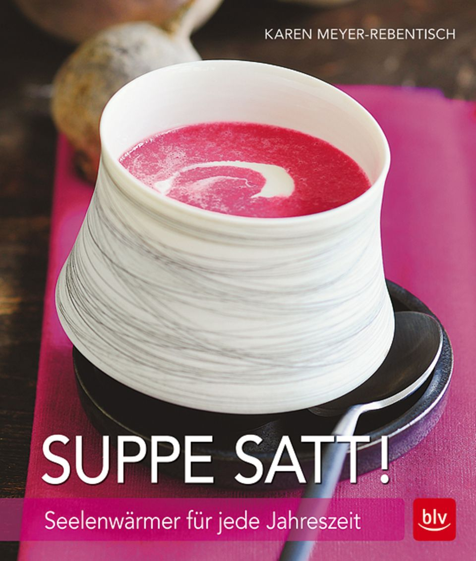Rezept: Linsen-Grünkohl-Suppe