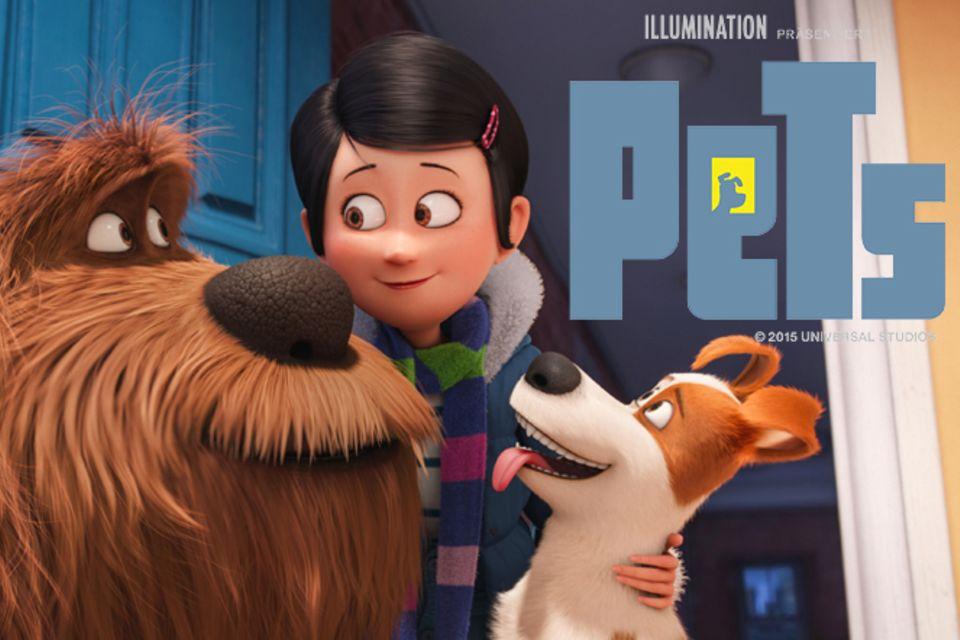 Filmtipp: PETS: Bilder und Infos zum Film