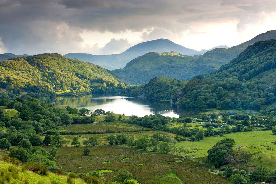 Snowdonia: Aktiv durch den größten Nationalpark in Wales