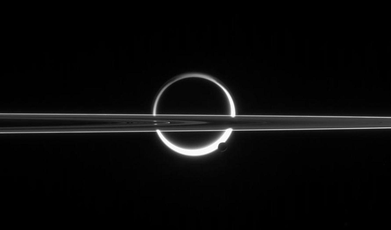 Saturns Satelliten
