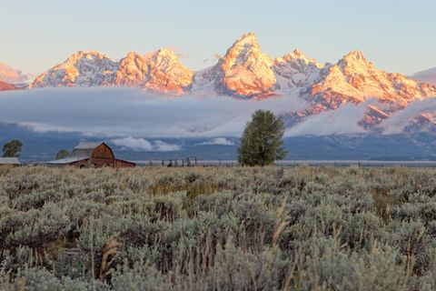 Grand Teton Nationalpark, Wyoming