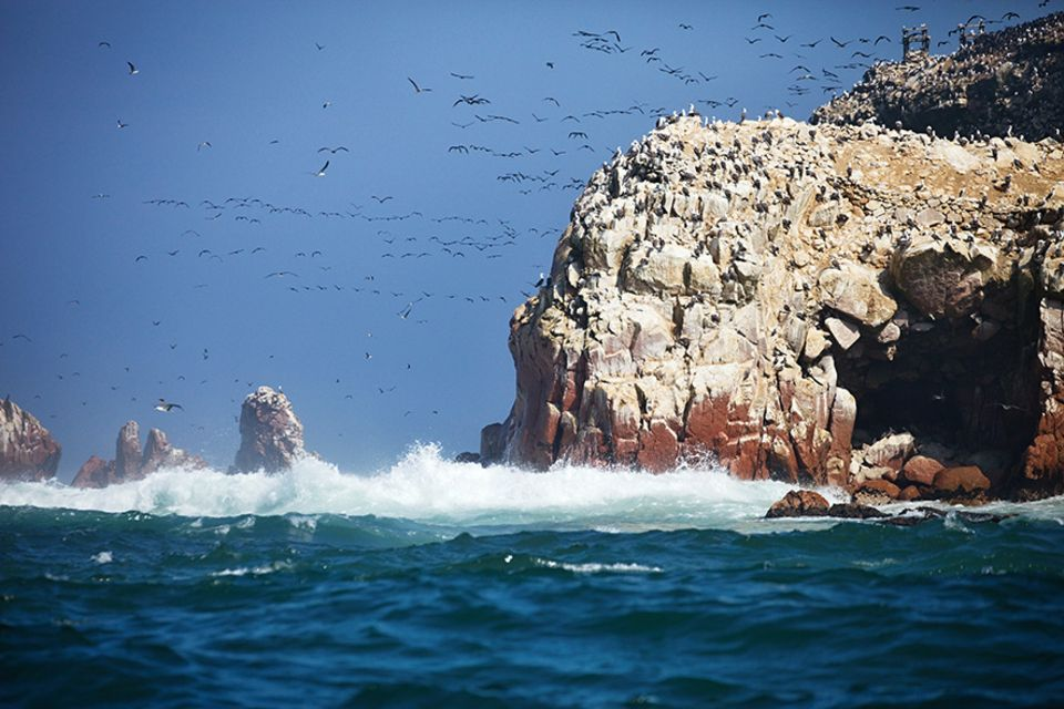 Islas Ballestas