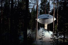 Ufo, Schweden