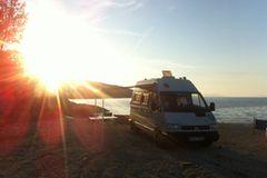 Camp Bijar, Insel Lošinj, Kroatien