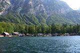 Camp Zlatorog Bohinj am Bohinj See, Slowenien