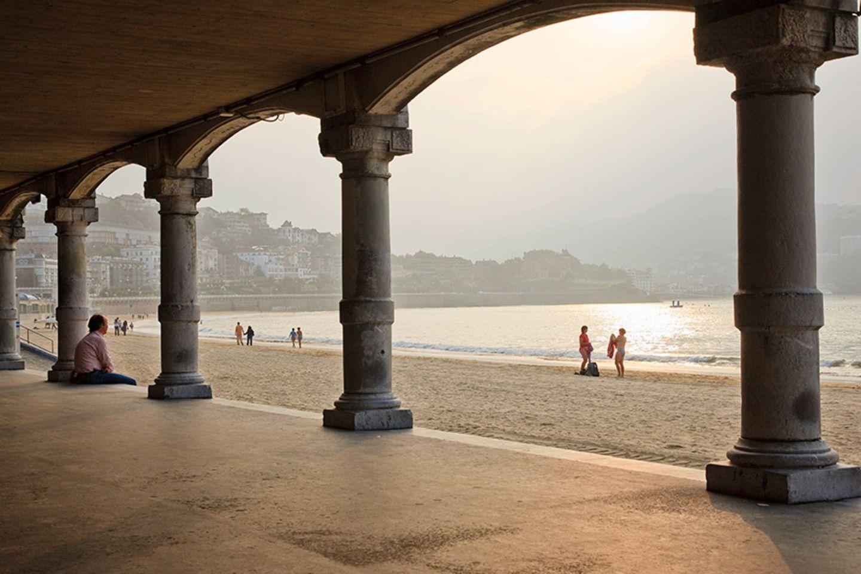 San Sebastián, Spanien