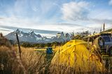 Von San Francisco bis Patagonien