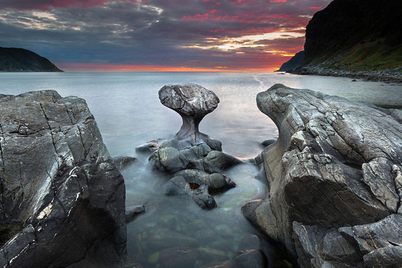 Kannesteinen, Norwegen