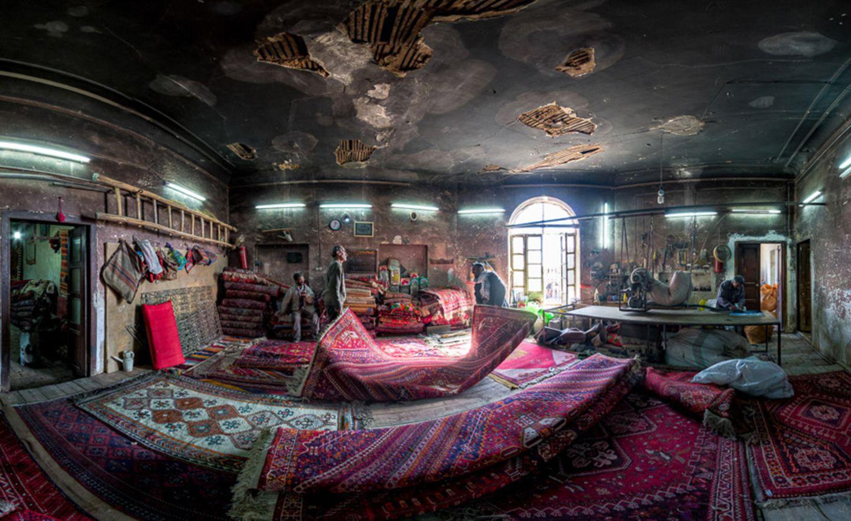 Teppichladen Shiraz