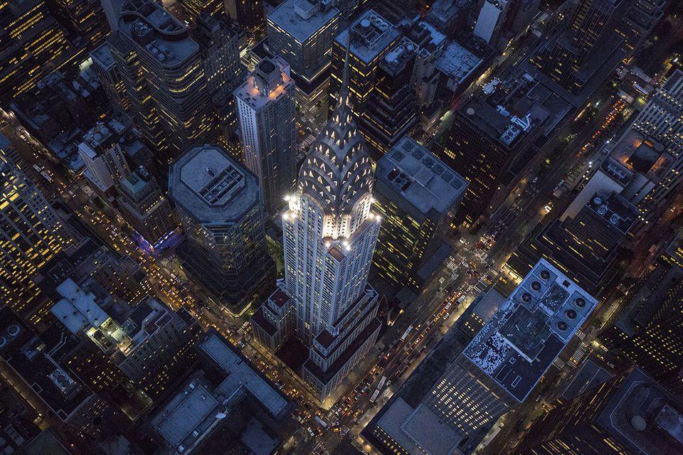 New York: Beeindruckend: Der Big Apple von oben