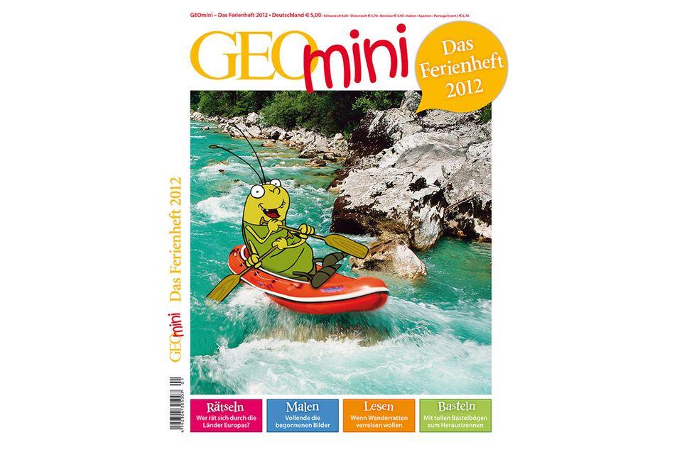 GEOmini: GEOmini Ferienheft 2012