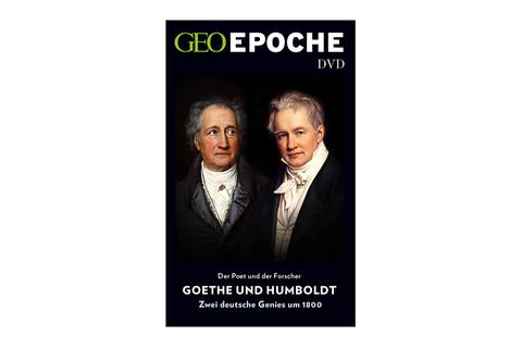 GEO EPOCHE DVD Goethe und Humboldt