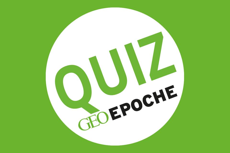 GEO EPOCHE Quiz