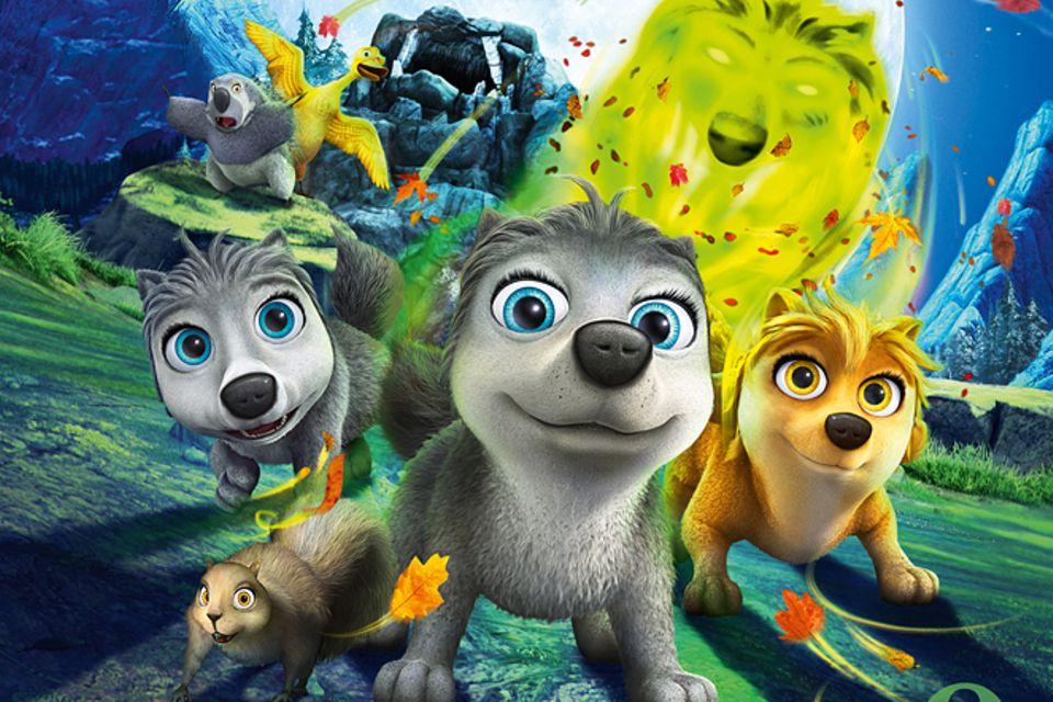 Filmtipp: Hörspiel-Tipp: Alpha und Omega