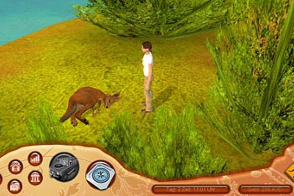 Spieletest: Auch Kängurus und Koalas brauchen Hilfe!