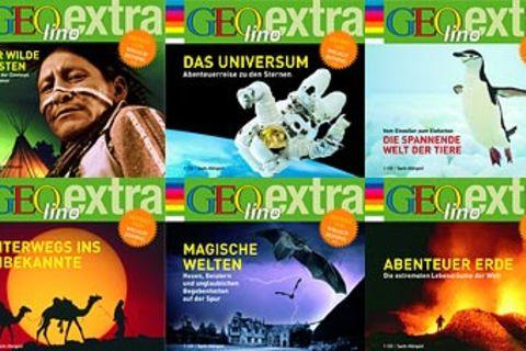 GEOlino Extra für die Ohren
