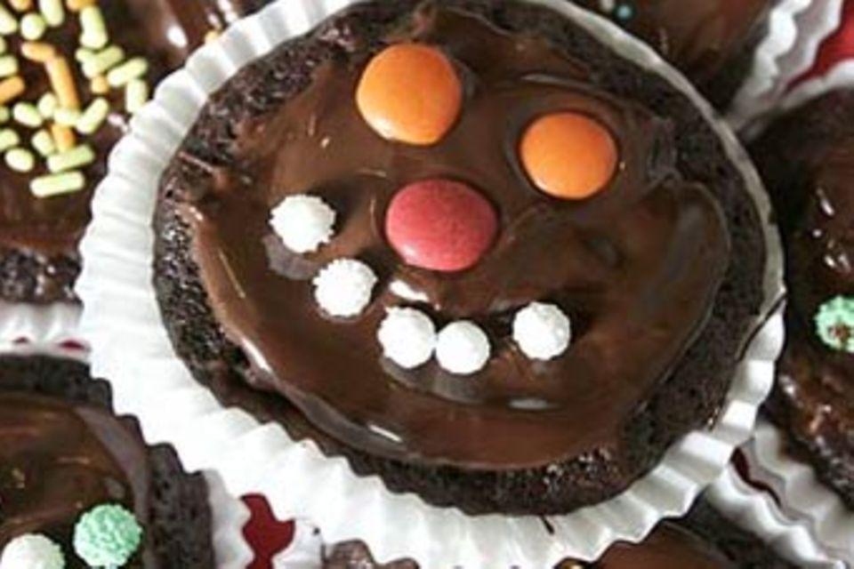 Schokoladen-Spaß hoch drei
