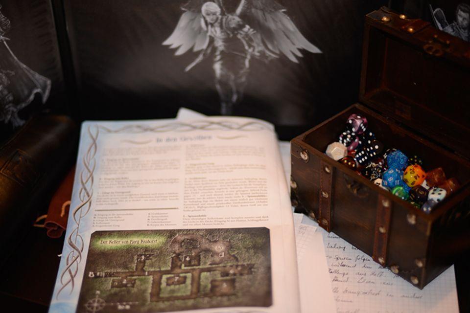 Wunder im Wohnzimmer: Unterwegs in Fantasy-Welten