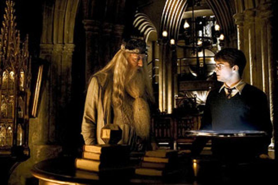 """Filmszenen: Die schönsten Bilder aus """"Harry Potter und der Halbblutprinz"""""""