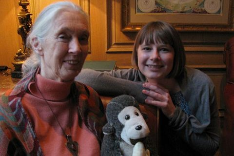 Schimpansen: Interview: Jane Goodall