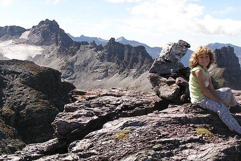 Vom Leben in den Bergen