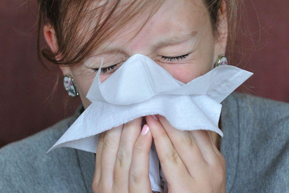 Gesundheit: Der Grippe den Kampf ansagen