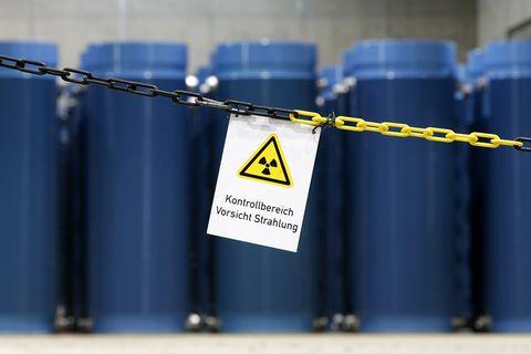 Umwelt: Wohin mit dem Atommüll?