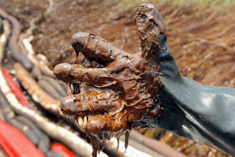 Ölpest: Der schmierige Schrecken
