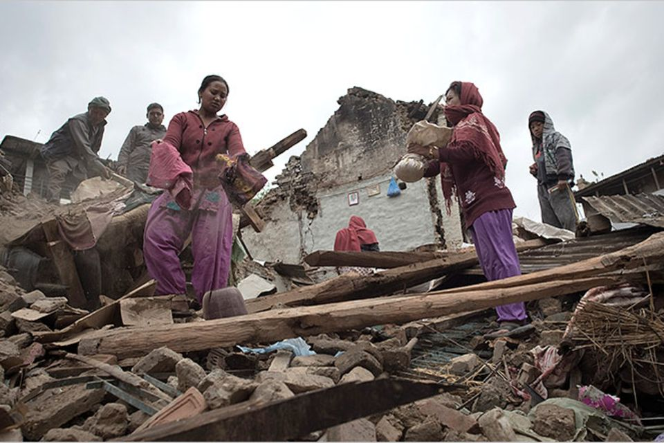 Erdbeben: Wie entstehen Erdbeben?