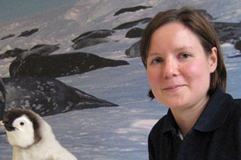 Antarktis: Heidi im Gefrierfach der Erde