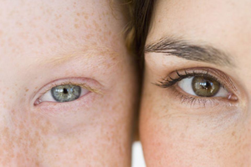 Augen: So sehen wir die Welt