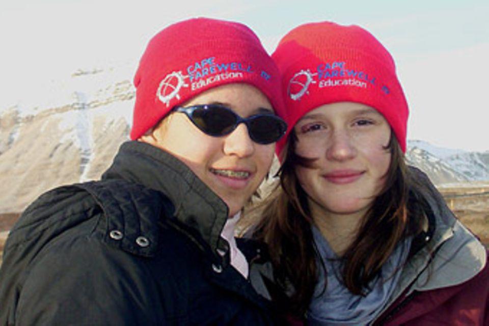 Reise ins arktische Eis