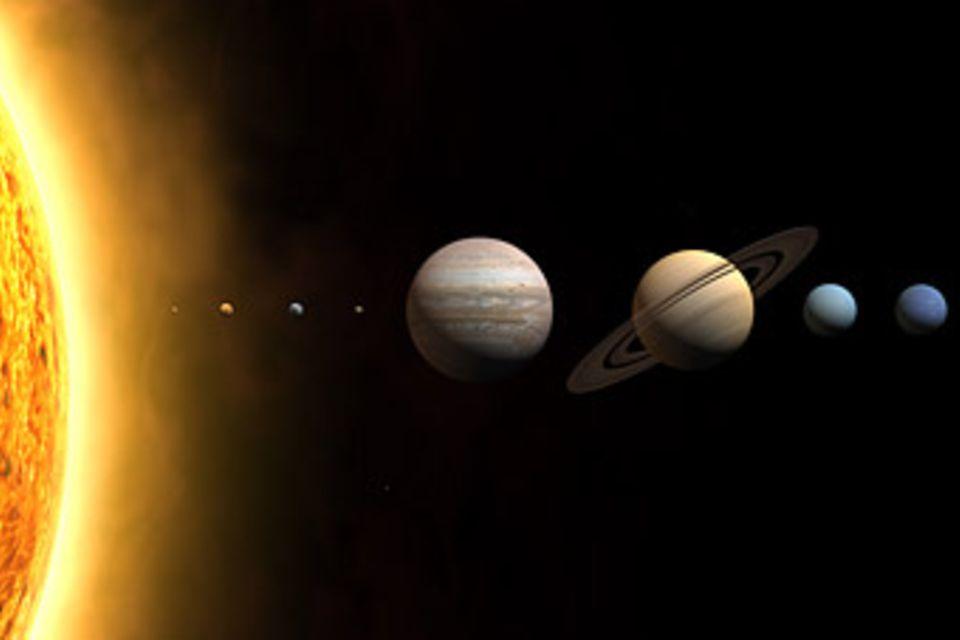 Wie man einen Planeten verschwinden lässt